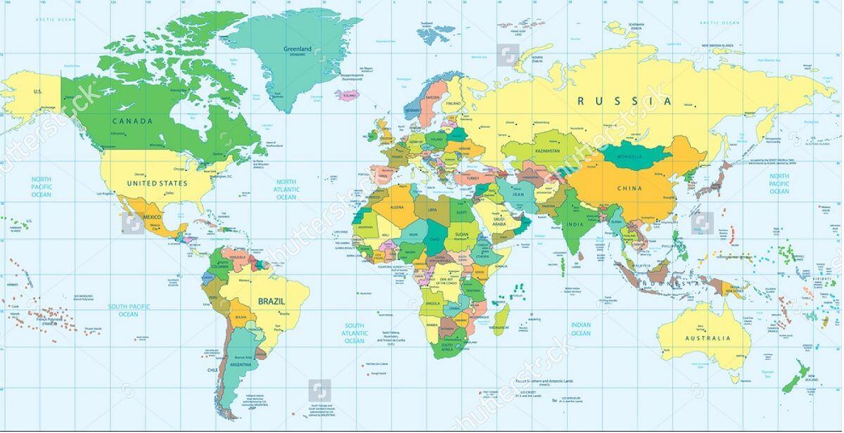 Vai trò của bản đồ trong đời sống hằng ngày