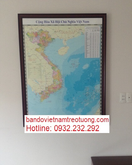 in ban do viet nam kho lon o dau