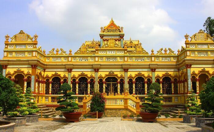 Bản đồ du lịch Cần Thơ - Tiền Giang