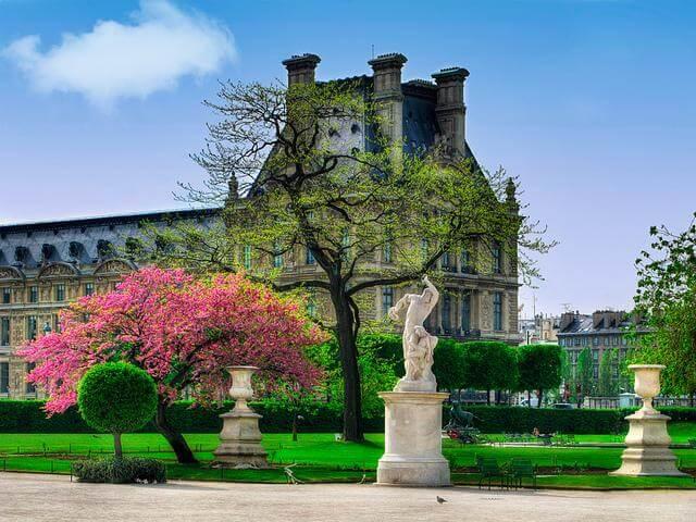 Thiên nhiên nước Pháp