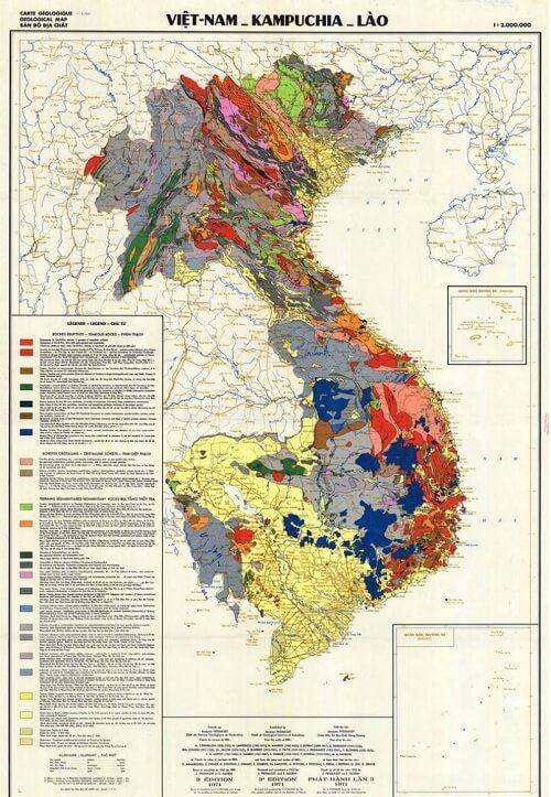 Những điều cần biết về ký hiệu bản đồ địa hình