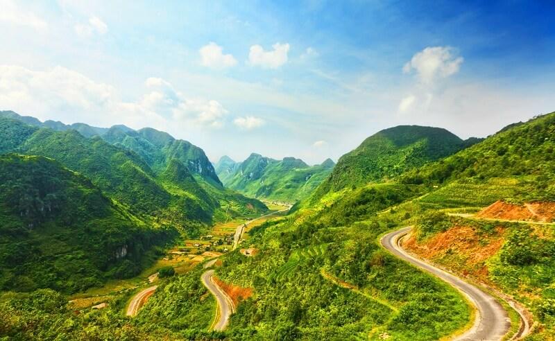 Tự nhiên ở Hà Giang