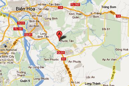 bản đồ quy hoạch bản đồ thành phố biên hòa đồng nai