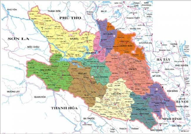 Mua bản đồ hành chính huyện Yên Mô tỉnh Ninh Bình ở đâu