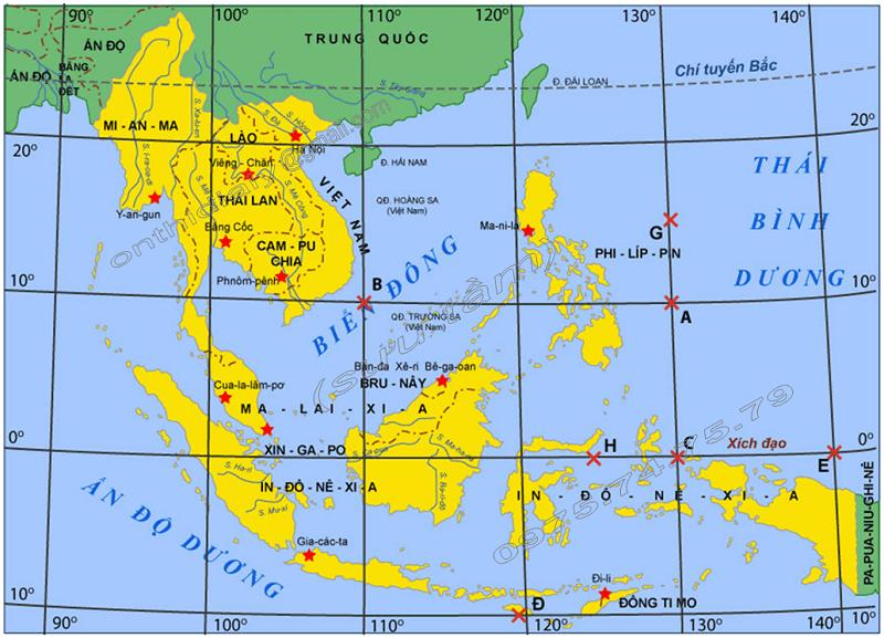 Bản đồ thế giới 3D 2010 chi tiết nhất