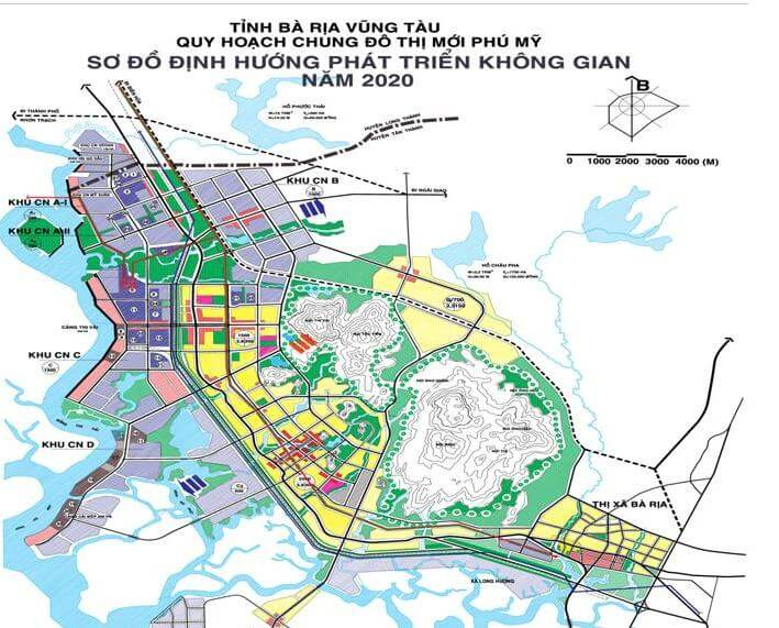 Lợi gì đằng sau bản đồ quy hoạch phường 10 thành phố Vũng Tàu