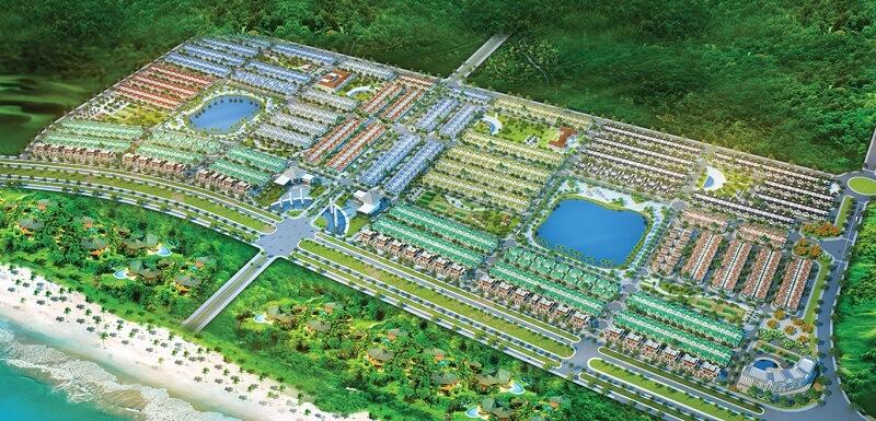 Dự án đô thị mới đang được triển khai tại phường Khương Đình.