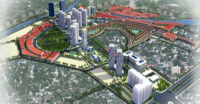 Dự án mới được phê duyệt tại phường Đại Mỗ