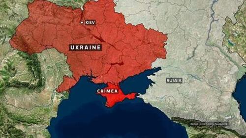 Dien tich mien dong UKRAINE