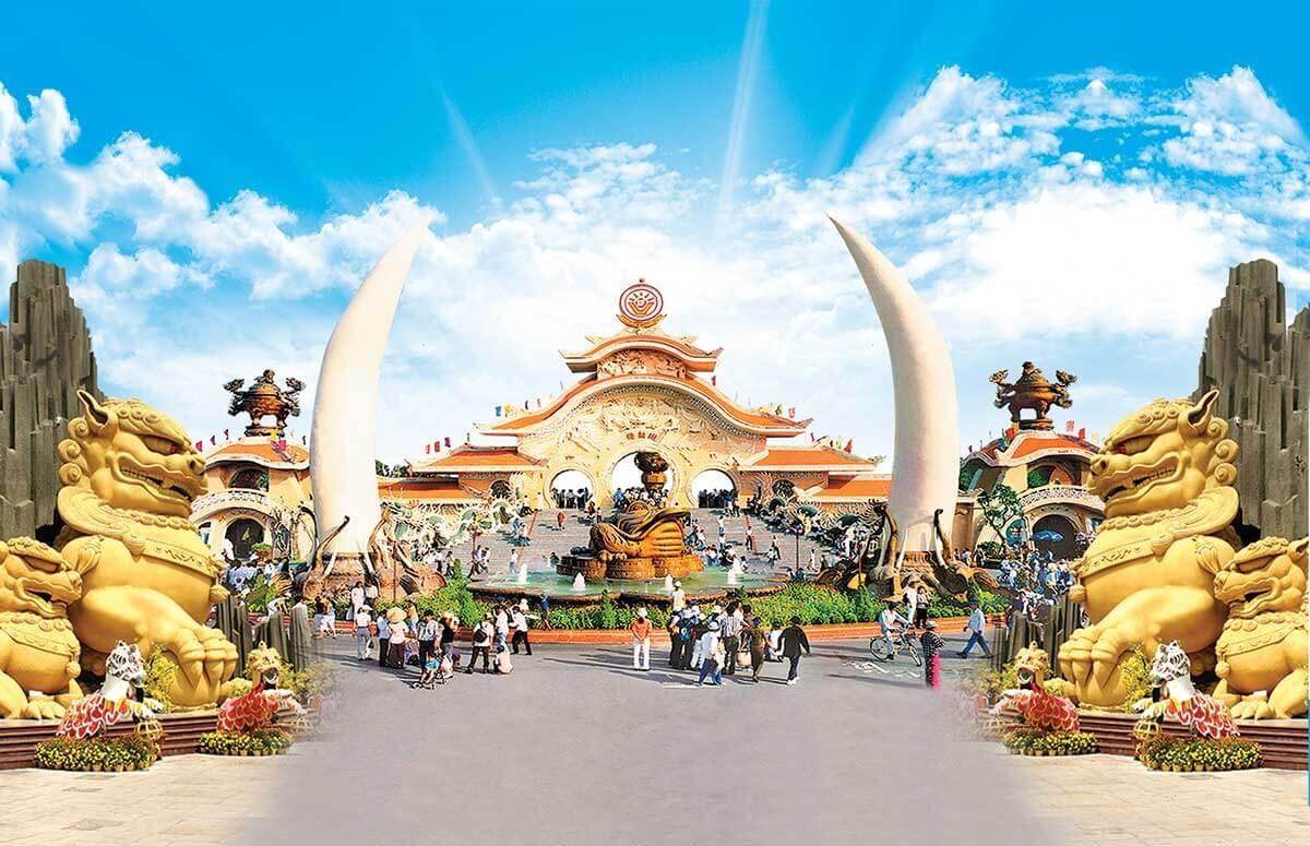 Du lịch văn hóa Suối Tiên