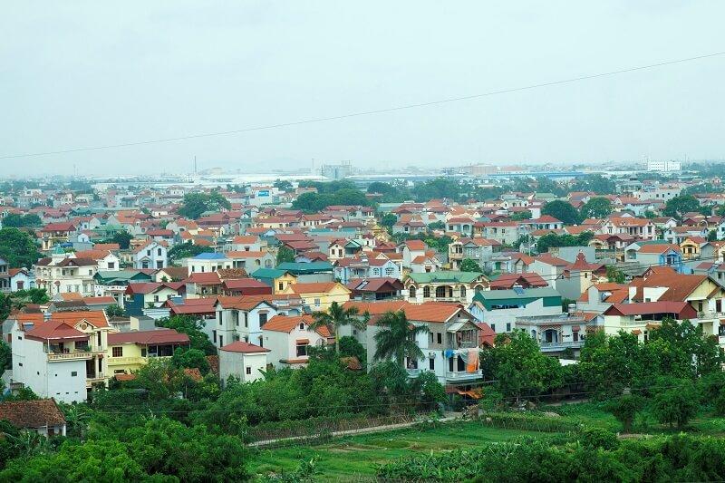 Huyện Văn Giang có khả năng phát triển mạnh mẽ trong tương lai.