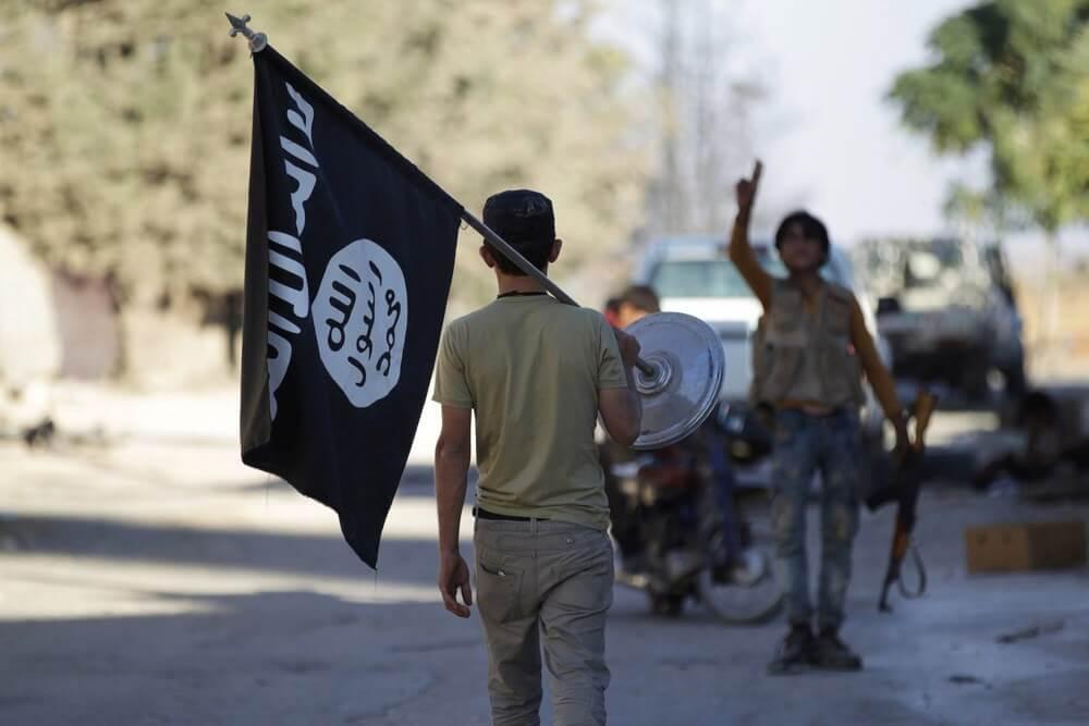 IS đang cố gắng bảo vệ mình tại Deir ez-Zor (Syria)
