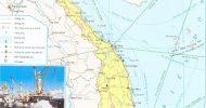 Bản đồ Việt Nam vùng biển khổ lớn
