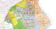 Bản đồ quy hoạch phường Phước Bình quận 9 TPHCM