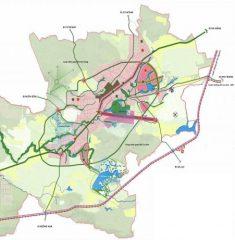 Bản đồ quy hoạch Buôn Ma Thuột đến năm 2025