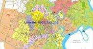 Bản đồ giao thông TpHCM khổ lớn 5