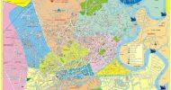Mua bán bản đồ giao thông TPHCM